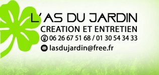 L'AS DU JARDIN