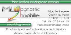 MARC LANTHEAUME DIAGNOSTICS IMMOBILIERS
