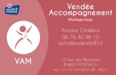 VENDEE ACCOMPAGNEMENT MULTISERVICES