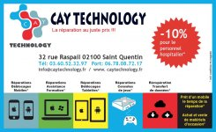 CAY TECHNOLOGY