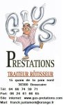 GUS PRESTATIONS