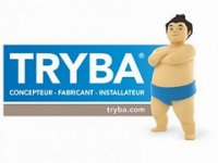 TRYBA-CHASSIS CROISEES RHONE