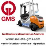 GUILLAUDEUX MANUTENTION SERVICES  (SARL GMS)