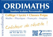 ORDIMATHS