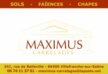 MAXIMUS CARRELAGES