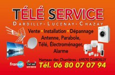 TELE SERVICE DARDILLY - CHAMPAGNE -