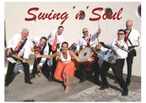 COMPAGNIE SWING'N' SOUL, ORCHESTRE PROFESSIONNEL