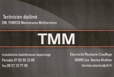 TERROSO MAINTENANCE MULTISERVICES