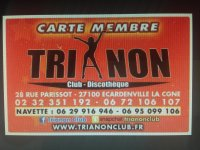 CLUB PRIVE LE TRIANON CLUB DISCOTHEQUE
