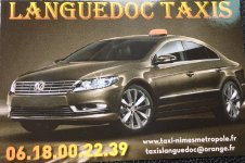 LANGUEDOC TAXIS