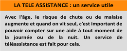 teleassistance personnes agees mamers