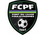 FOOTBALL CLUB PONT DU CASSE FOULAYRONNES