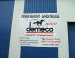 CAILLE DEMENAGEMENT AGENCE DEMECO
