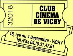 CLUB CINEMA VICHY