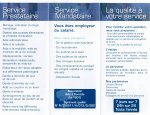 SOLIDARITE GENERATION SERVICES