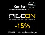 OPEL RENT GROUPE PIGEON