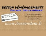 BESSON DEMENAGEMENTS