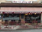 HOTEL RESTAURANT FOULQUIER BAR LE PLAY-OFF