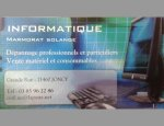 CONSEILS MAINTENANCE FORM INFORMATIQUE